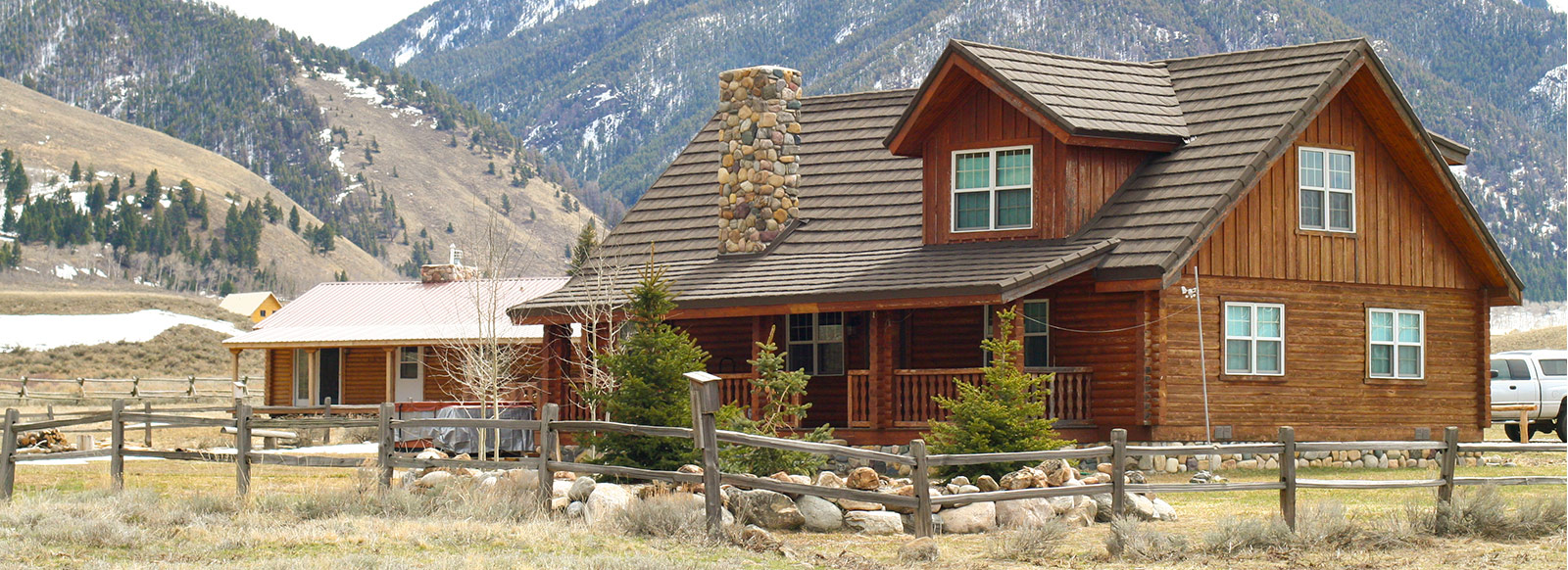 Montana spirit guest lodge fly fishing on the madison river for Montana fishing lodges